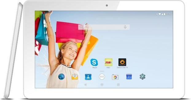 Tablet Odys White Edition
