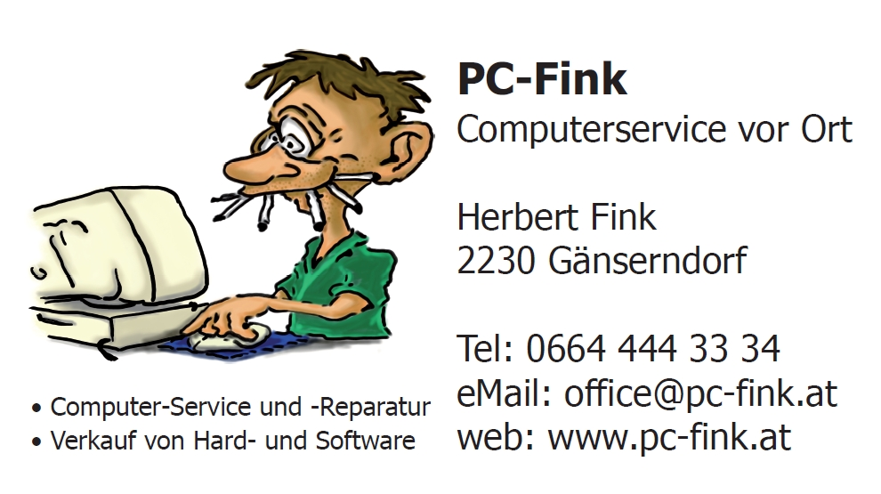 PC Fink Computerservice Gänserndorf